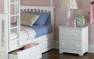 Kids Nightstands & End Tables