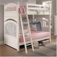 Twin Bunk Bed by Young America
