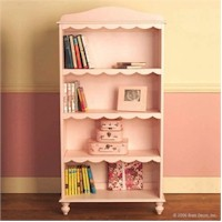 Bratt Decor Jane Bookcase