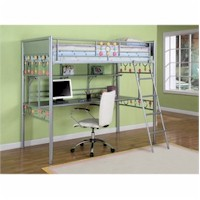 Powel Loft Bed
