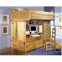 Powell Furniture Bunk Bed