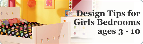 Design tips for a young girl 39 s bedroom for 10 year old girl room