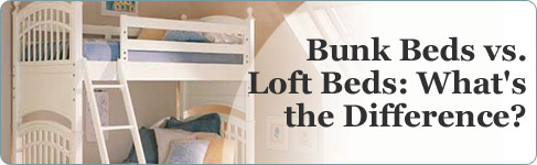 Bunk Beds vs. Loft Beds: What's the Difference?