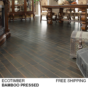 EcoTimber Bamboo Pressed Sale