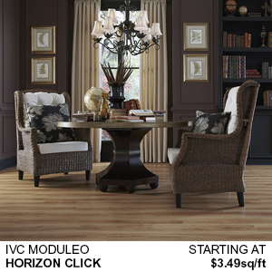 IVC Moduleo Horizon Click Sale