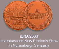 iENA 2003 Inventors and New Products Show
