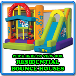 Residential Bounce Houses