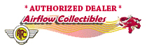 Authorized Dealer of Airflow Collectibles