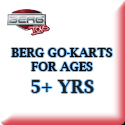 Berg Go-Karts for Ages 5+ Junior Models