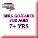 Berg Go-Karts for Ages 7+ Junior Models