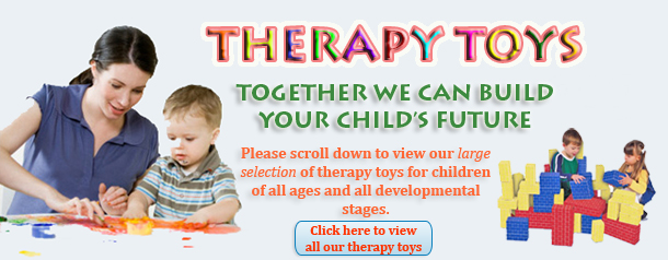 Therapy Toys for Children with Special Needs at QualityToys.com