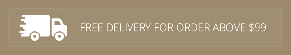 Free Delivery for orders above $99 at Yates Jewelers.com