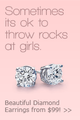 Beautiful Diamond Earrings from $99!