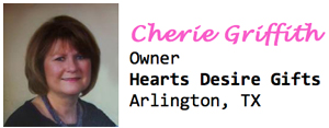 Owner - Hearts Desire Gifts