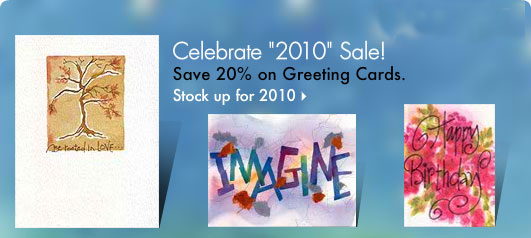 Celebrate 2011 Sale!  Stock up for 2011.