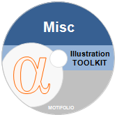 PowerPoint Drawing Toolkit Miscellaneous
