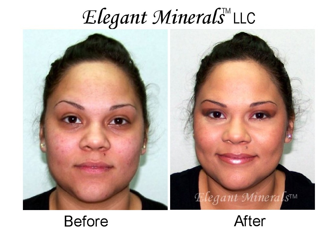 Elegant Minerals Earth-friendly Natural Makeup USA Company