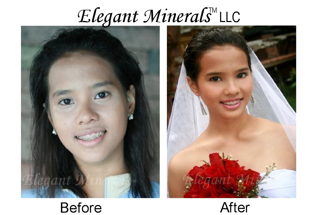 Get News and Updates on Elegant Minerals Natural Makeup Products