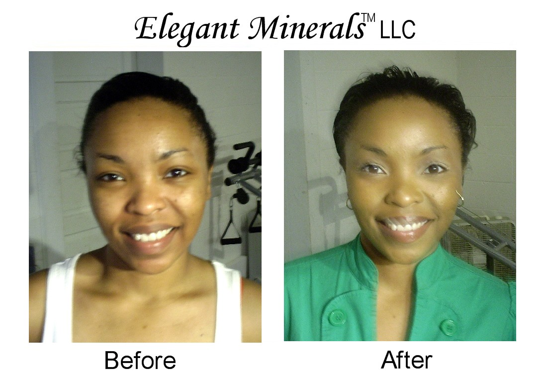 Learn more about our natural mineral makeup