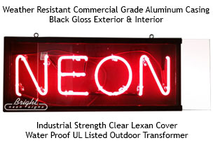 Outdoor Neon Signs