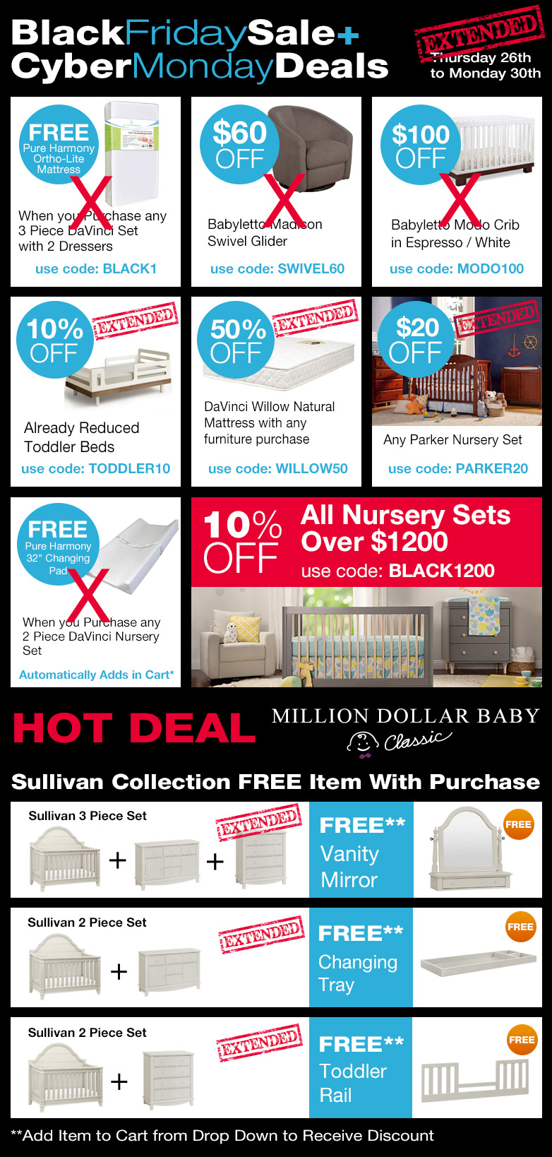 2015 Black Friday Promotions