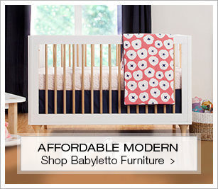Affordable Modern Baby Furniture by Babyletto