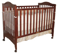 the 39 everything you need to know about baby cribs 39 buying. Black Bedroom Furniture Sets. Home Design Ideas