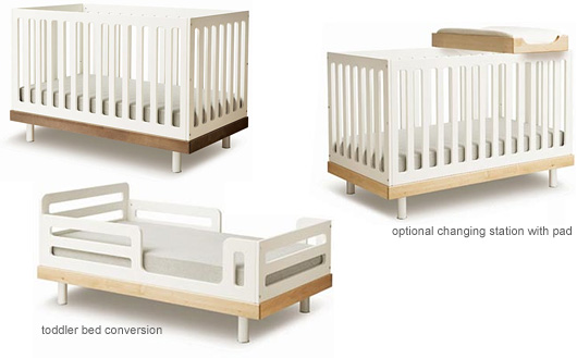 Oeuf Classic Collection Crib