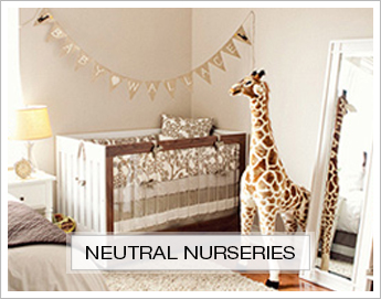 Neutral Nursery Inspiration Boards