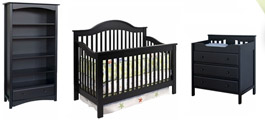 Black Crib Sets