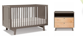 Gray Crib Sets