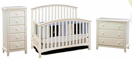 White Crib Sets
