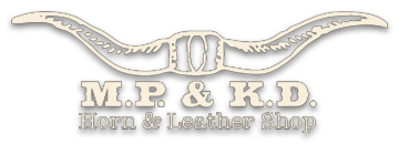 M.P. & K.D. Horn and Leather Shop