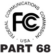FCC Part 68 Industry Regulatory Statement