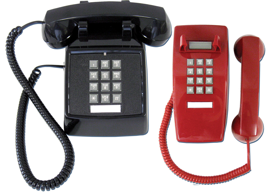 Courtesy Phones | Direct Dial Phones | Rath Microtech