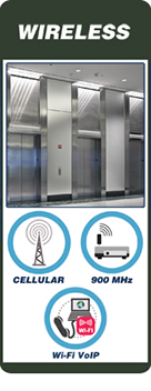 Wireless Elevator Products