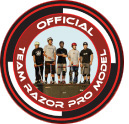 Pro Razor Scooter Team Seal