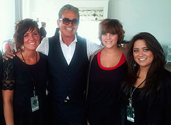 Stan Parente Salons Staff with Oribe