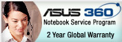 ASUS 360 Notebook Service Program