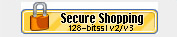 Secure Shopping 128 bit ssl