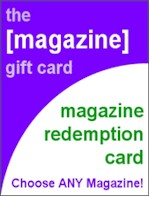 The Magazine Gift Card