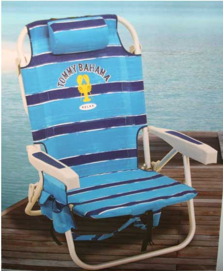 tommy bahama beach chair!