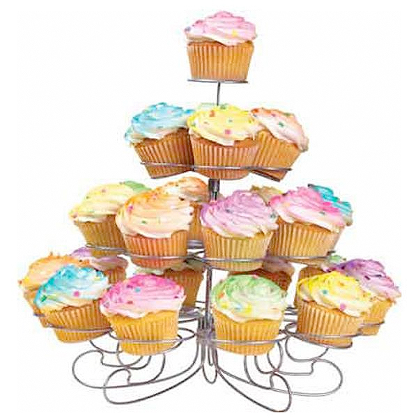 Cupcake Stand Huge Sale 5 Tier Hold 41 Cakes Only $19.95