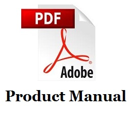 Product Manual for