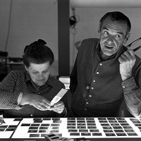Legendary Furniture Design of Charles Eames and Ray Eames