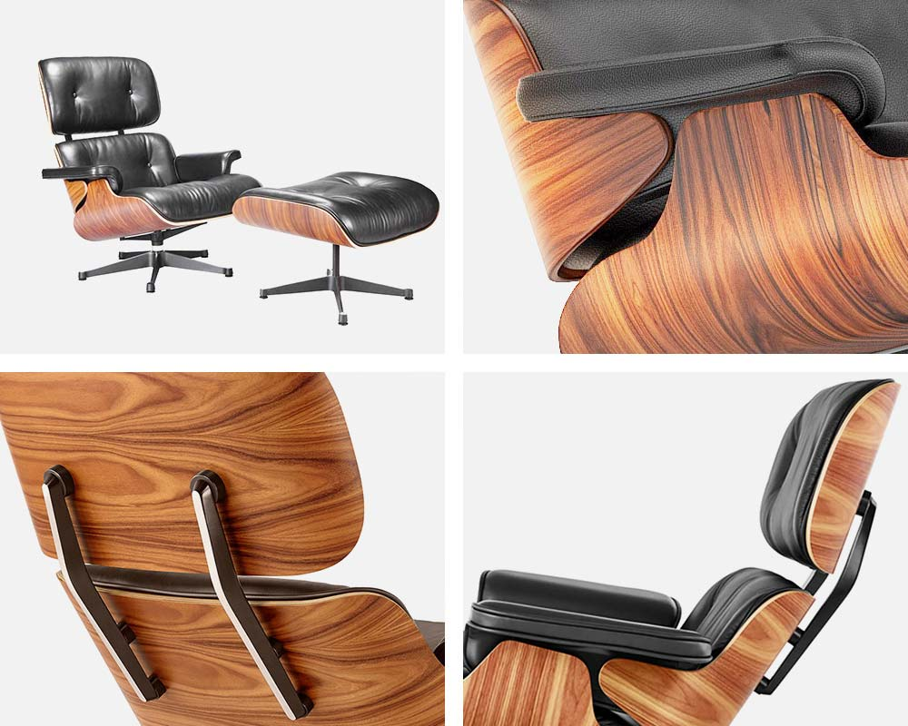 This Item Is Not An Original Charles Ray Eames Lounge Chair Nor Is It Manufactured By Or Affiliated With Herman Miller