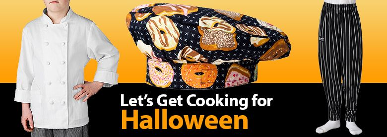 Let's Get Cooking for Halloween!