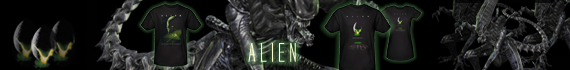 Check out our new Alien Apparel!