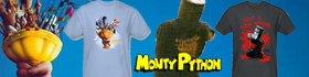Check out our new Monty Python and the Holy Grail Tee shirts!