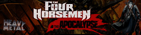 Check out our Four Horsemen of the Apocalypse apparel section